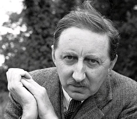 E.M. Forster, Edward Morgan Forster, 1.1.1879-7.6.1970webgrab for Hardcastle