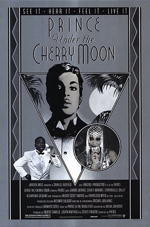 Under the Cherry Moon release poster