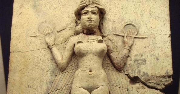 Inanna-Sumerian-God-Annunaki